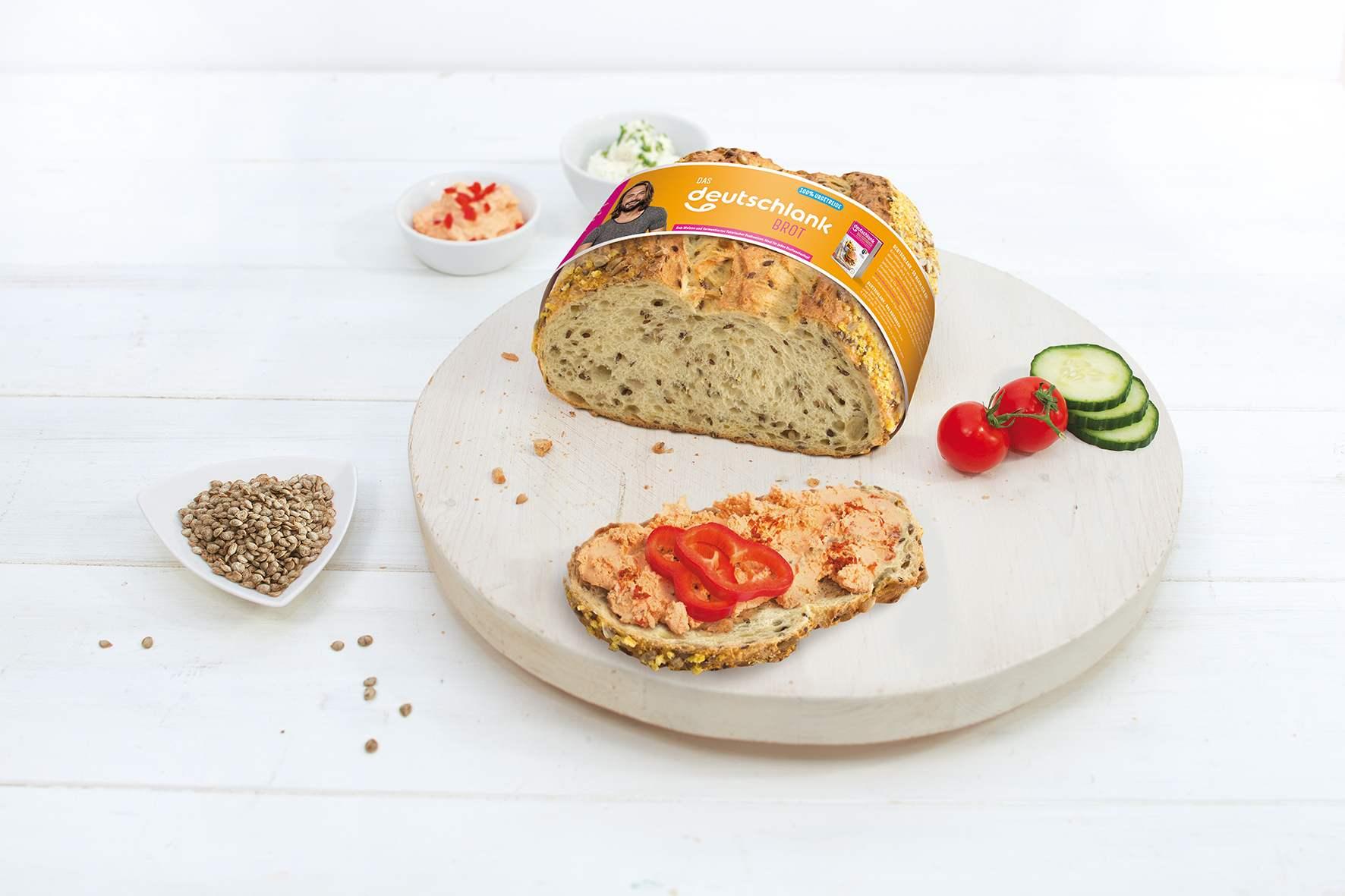 deutschlank-Brot